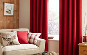 Commercial Curtains & Drapery